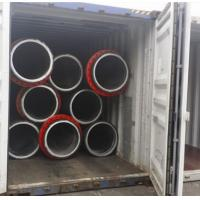 China Flared hdpe pipe from China to Bangaladesh on sale
