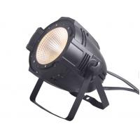 100w Cool White / Warm White Cob Dmx Stage Light For Wedding Decorations Manufactures