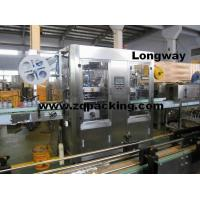 Sleeve labeler/ Sleeve Labeling Machine/ Bottle Labeling Machine( double head ) Manufactures