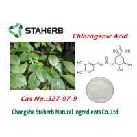 Herbal Antibacterial Plant Extracts Eucommia Ulmoides P.E Chlorogenic Acid Powder Manufactures