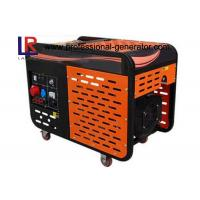 Industrial Quiet 4.6 KW / 5.0 KW Air-cooled Diesel Generator low noise Manufactures