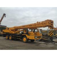 China Used XCMG Crane 25 Ton QY25E With Four Section Boom , 2012 Year China Hot Sale Crane Manufactures