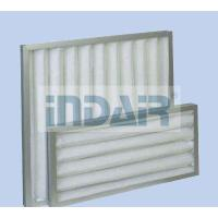 China Dust Collector HVAC Air Filters , Low Resistance Indoor Air Filter Environmentally on sale