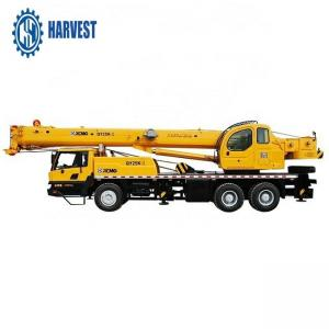 China Lifting Height 42m XCMG QY25K-II 25 Ton 4 Section Boom Truck Crane on sale