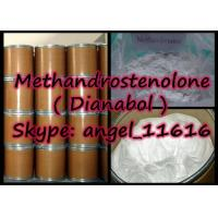 Natural Methandrostenolone Oral Anabolic Steroids Dianabol Powder For Bodybuilding Manufactures