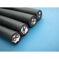 Copper/Tinned copper Rubber jacketed H07RN-F rubber cable Manufactures