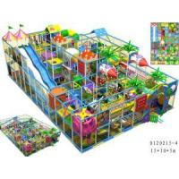2012 Indoor Playground Equipment (TY-9115) Manufactures