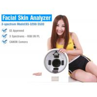 UV / PL Light Skin Analysis Equipment For Skin Care With 3: 4 Preview System Manufactures