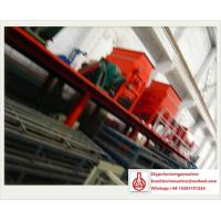 Construction Material Mgo Board Production Wall Panel Equipment with 2500 Sheets Capacity Manufactures