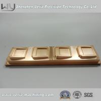 Copper Precision Turning Machining Parts / CNC Precision Brass Part for Bike Compoents Manufactures
