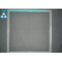 China Construction Building Return Air Louver Water Resistant For Air Conditioner on sale