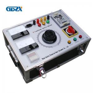 3kVA--100kVA Test Transformer Dedicated Console Control Box for Test Transformer Manufactures