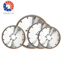 high quality 1A1 diamond wheel resin bond to polish carbide tools Manufactures