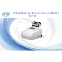 RF Ultrasonic Cavitation Body Contouring Machine For Weight Loss Manufactures