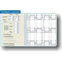 Quality box layout in design software  for sale