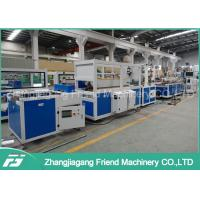 Quality ABB Inverter PVC Ceiling Panel Extrusion Line Easily Assembly OEM / ODM Available for sale