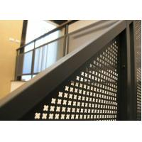 3m Long Perforated Galvanized Steel Sheet Acid - Resistant 0.08 - 100mm Hole Manufactures
