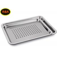 Perforated Wire Mesh Filing Trays , Wire Mesh Storage Trays Surface Polishing Manufactures