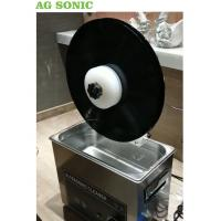 China Vinyl Disc Vinyl Record Lp Industrial Ultrasonic Cleaner 6.5L 150 W 40khz Frequency on sale