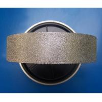 Plastic Bond Made in China 6 Electroplated Diamond Lapidary Grinding Wheels for glass, gemstones for sale