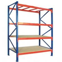 Quality Beam type Plywood Sheet Storage Rack , AS4084 Heavy Duty Steel Shelving for sale