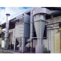 Cyclone Dust Collector Portable Pulse Jet Bag Filter Clinker / Pulse Jet Fabric Filter Manufactures