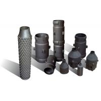 Quality Recrystallized Silicon Carbide Heat Exchanger Industry Ceramic Sisic Product for sale