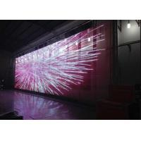 Mobile SMD5050 P 20 Indoor Flexible LED Screen Display for Concert Manufactures