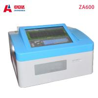 Desktop High Identify Explosive Trace Detector Liquid Narcotics Security Scanner ZA600 Manufactures