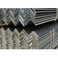 12 Meter Length Hot Rolled Angle Steel 20 - 200mm * 3.0 - 12.5mm Size Manufactures