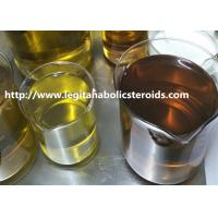 Pharmaceutical Yellow Steroids Powder Trenbolone Acetate For Muscle Growth Manufactures