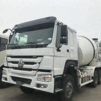 Howo 6x4 10 Wheeler Concrete Mixing Equipment Mobile Concrete Mixer Truck Manufactures