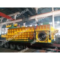 Buy cheap Hydraulic Scrap Metal Baling :  Y81F - 400 with Double Main Cylinders  Made in China from wholesalers