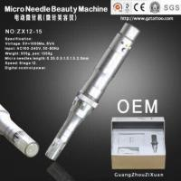 Micro-needle Machine with 0 to 2mm Needle Adjustment and Speed Adjustment Manufactures