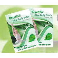 Original Herbal ABC Trim Fast Slimming Capsule Weight Loss Beautiful Slim Belly Patch Manufactures