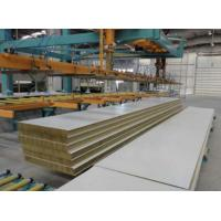Mineral Wool Sandwich Panel Machine For Exterior Wall 24 M Double Belt Continuous Manufactures