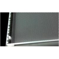 Acrylic Sheet Acrylic Diffuser Plate Acrylic Light Guide Plate for sale