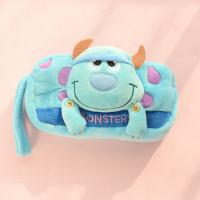 Monsters University Sulley Plush Pencil Case Stationery Toys Customized Manufactures