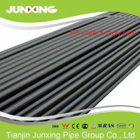 raw material high density polyethylene pipes for water supply 90mm Manufactures