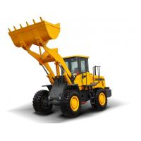 Rated Bucket Capacity 1.7m3 936 3 Ton Wheel Loader Machine / Road Construction Trucks Manufactures
