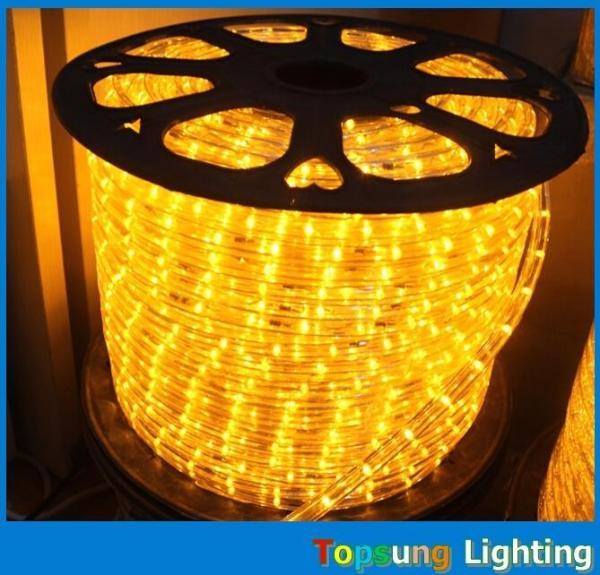 Quality Outdoor string lights 1/2'' 2 wire low voltage 24/12v darulights led for sale