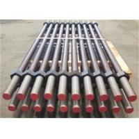 Threaded Anchor Rod Self Drilling Anchor System High Piling Output Manufactures