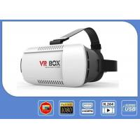 Popular Virtual Reality 3D VR Android Smart IPTV Box Suitable IOS Manufactures