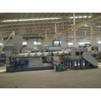 Quality Plastic XPS Insulation Board Plastic Extrusion Machinery Twin screw for sale
