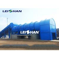 Electric Paper Bale Breaker Recycled Waste Paper Pulp Machine Blue Color Manufactures
