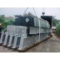 China Prefabricated Lightweight Steel Structures , H Section Steel Clad Buildings on sale
