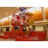 Miniature Amusement Park Ferris Wheel With Vibrant Colors Decoration for sale