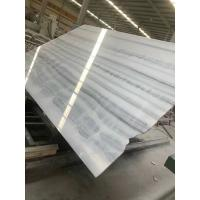 Amber White Travertine Marble Countertops Environmental Protection Manufactures