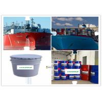 Super Fine Ship Bottom Paint Self Polishing Anti Fouling Paint , Black And Brown Color Manufactures