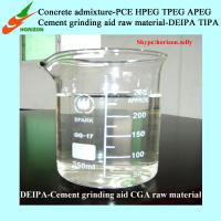 Cement Grinding Aids--DEIPA from China, Cement Production Chemical Additive Manufactures